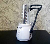 Фонарь аккумуляторный для кемпинга GD1 7666, фото 1