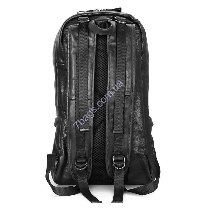92ef931038ff Мужской рюкзак из натуральной телячьей кожи John McDee 7340A, цена 3 498  грн., купить в Харькове — Prom.ua (ID#573409191)