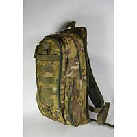 Рюкзак тактический 600D, 20л multicam, фото 1