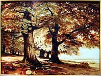 Картины из янтаря. Пейзаж 20