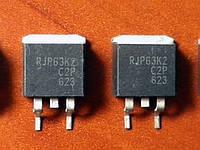 RJP63K2 TO-263 - 630V 35A NPT IGBT транзистор, фото 1