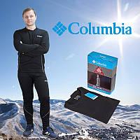 Термобелье Columbia Мужское Дышащее Комплект Коламбия Набор Полиэстер Микрофлис Размеры S M L XL XXL Реплика