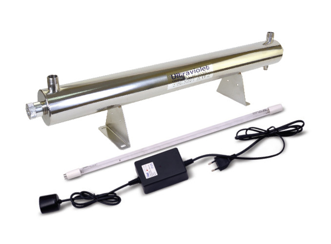 "УФ-стерилизатор 12GPM 3/4""  (2,7 м3/ч) - 610002"