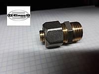 Муфта резьба внутренняя 32*1 M Gross (усиленная) для металлопластиковой трубы, фото 1