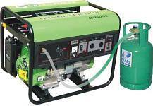 Генераторы бензин газ (2 кВт - 3 кВт)