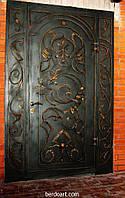 Кованые двери и фурнитура