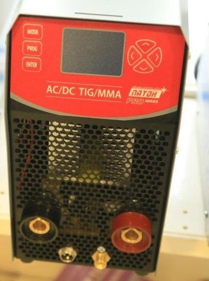 Сварочный инвертор Патон ВДИ-315Р-380V DC MMA