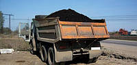 Чернозём с доставкой самосвалом в Харькове