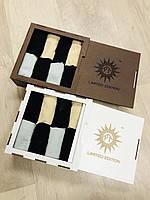 Набор мужских демисезонных носков хлопок Рубеж-Тех размер 41-45 ассорти 8 пар, фото 1