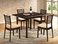 Стол обеденный деревянный Bari Signal венге