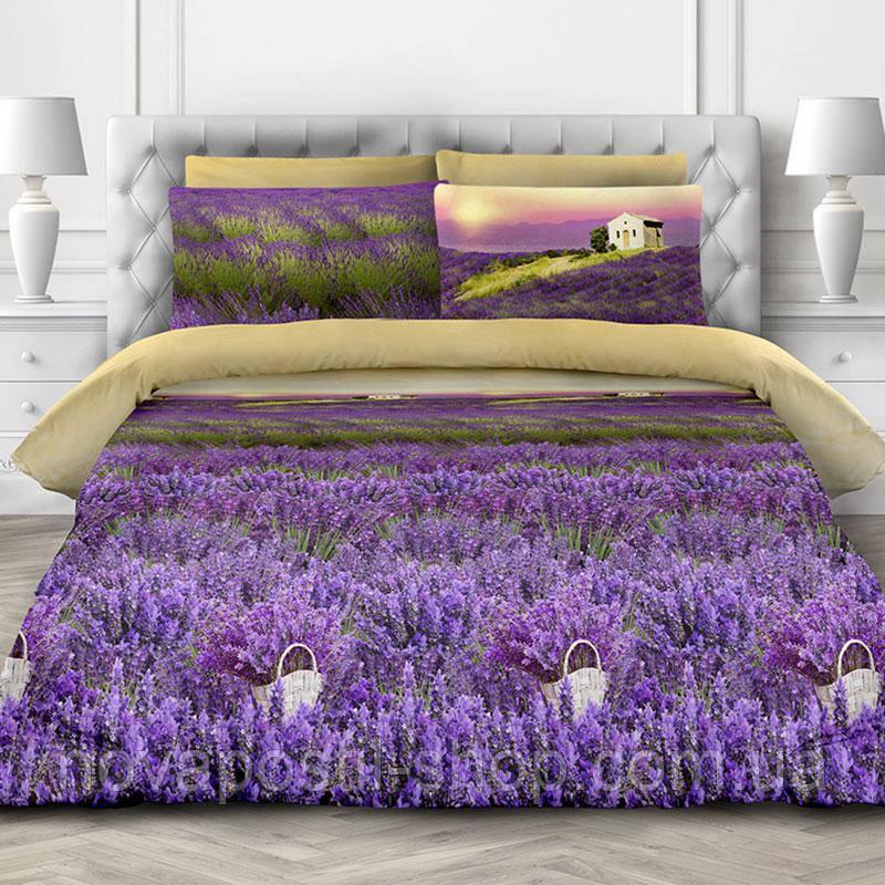 Французские просторы, постельное белье из 100% хлопка премиум
