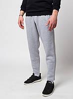 Мужские зимние спортивные штаны серые Cyrax, фото 1