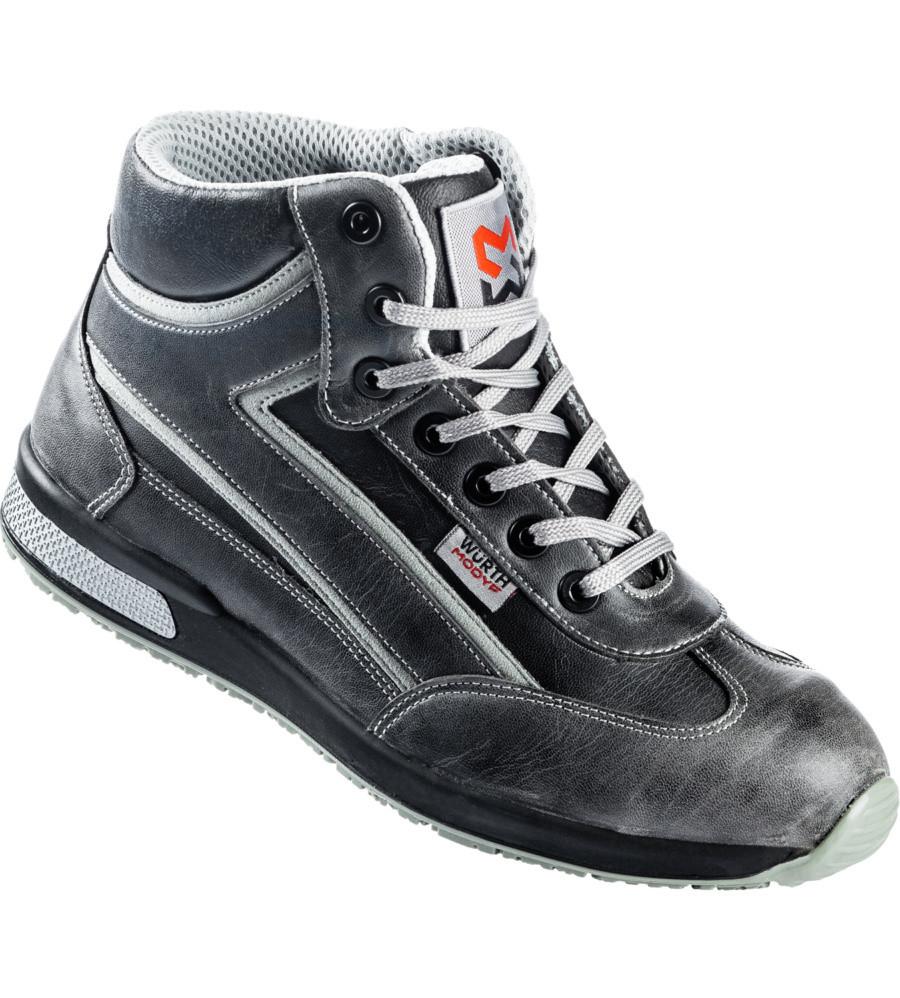 Спортивные кроссовки Бегун Модиф серый Wurth