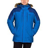 Куртка зимова пухова Jack Wolfskin Men's Newfoundland Parka, р. L