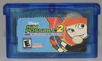 """Картридж на GBA """"KIM POSSIBLE 2"""""""