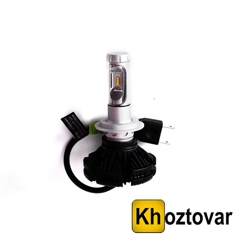 Комплект автоламп LED X3 H7 | 6000LM
