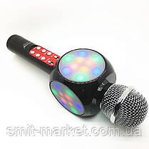 Беспроводной микрофон-караоке WS-1816, фото 3