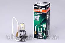 """Автомобильная галогеновая лампа """"OSRAM"""" (H3)(ALLSEASON SUPER)(+30%)"""
