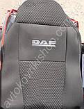 Авточехлы DAF XF105 (1+1) 2006-2012 Favorite, фото 4