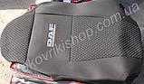 Авточехлы DAF XF105 (1+1) 2006-2012 Favorite, фото 5