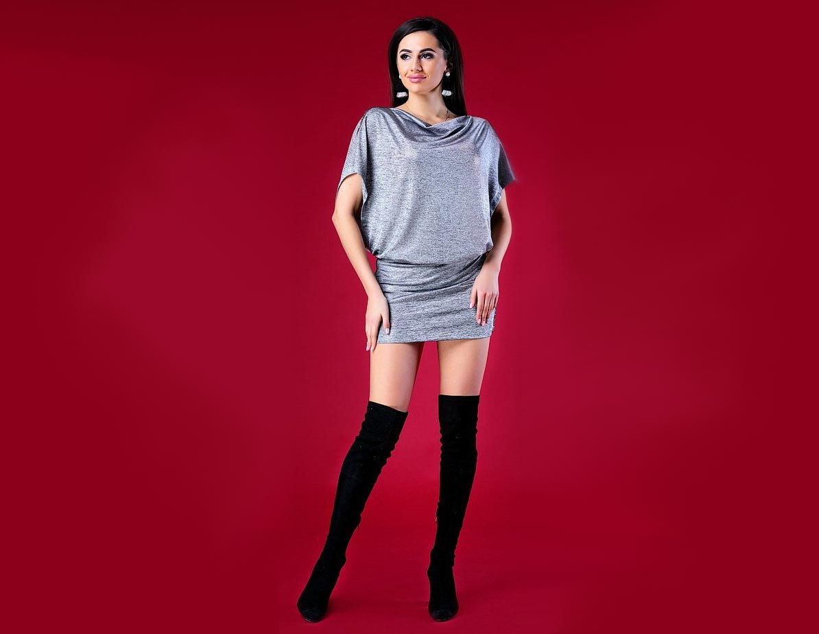 c0050719832 Женское Платье-туника