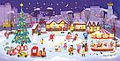 Новорічні канікули. Книжка-віммельбух Інни Рудої, фото 6
