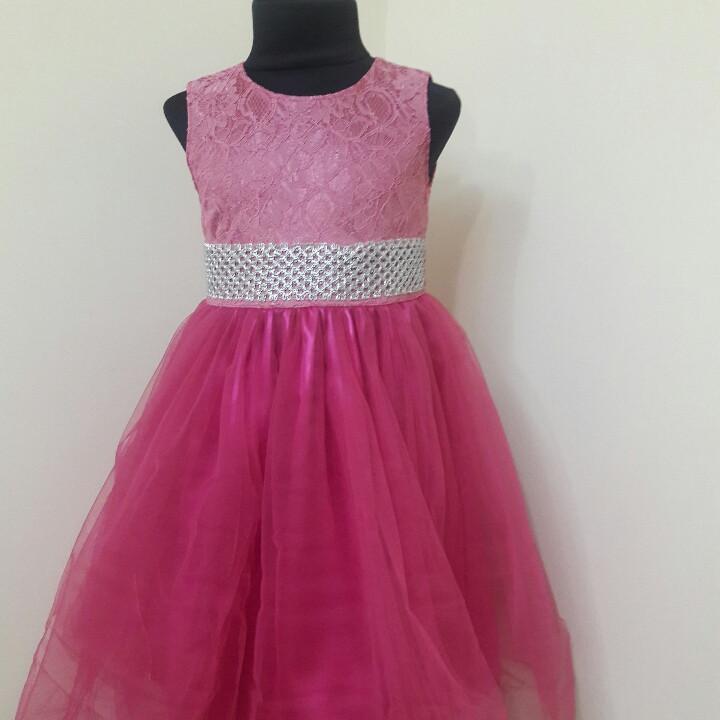 Выпускное платье для детского садика