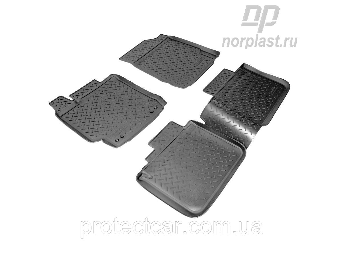 Ковры салонные для Toyota Camry (V50) (с 2011)