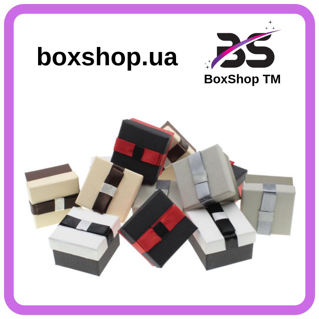 Коробочка для кольца Сarton Box 01-02 Mix BoxShop TM