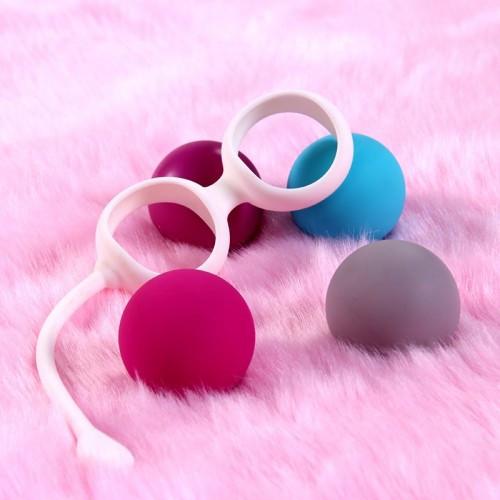 Набор вагинальных шариков 4 шт сменные