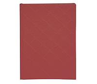 Ежедневник недатированный Chanel А5 Buromax красный