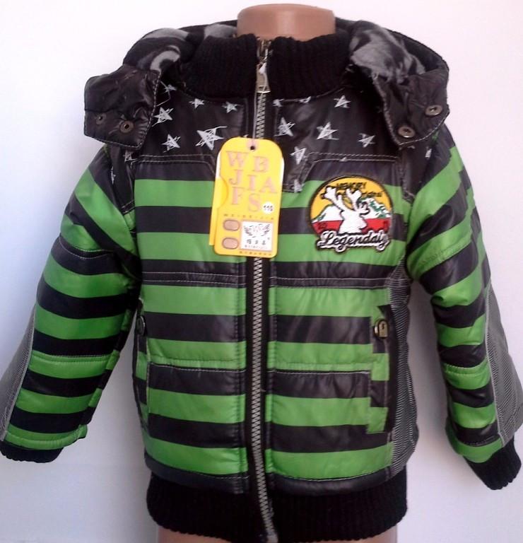 5ed938afb74f Демисезонная куртка для мальчиков 1-4 лет  продажа, цена в ...