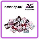 Коробочка для кольца Сarton Box 01-07 Mix бабочки BoxShop TM, фото 2
