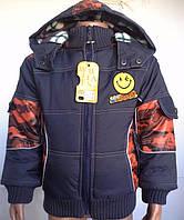 Демисезонная куртка для мальчиков оптом и в розницу
