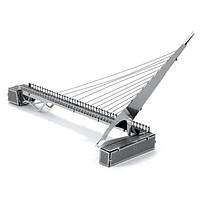 3D пазл металлический Xiaopinku Black SunDial Bridge