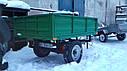 Прицеп-самосвал для мини трактора до 35л.с, фото 3