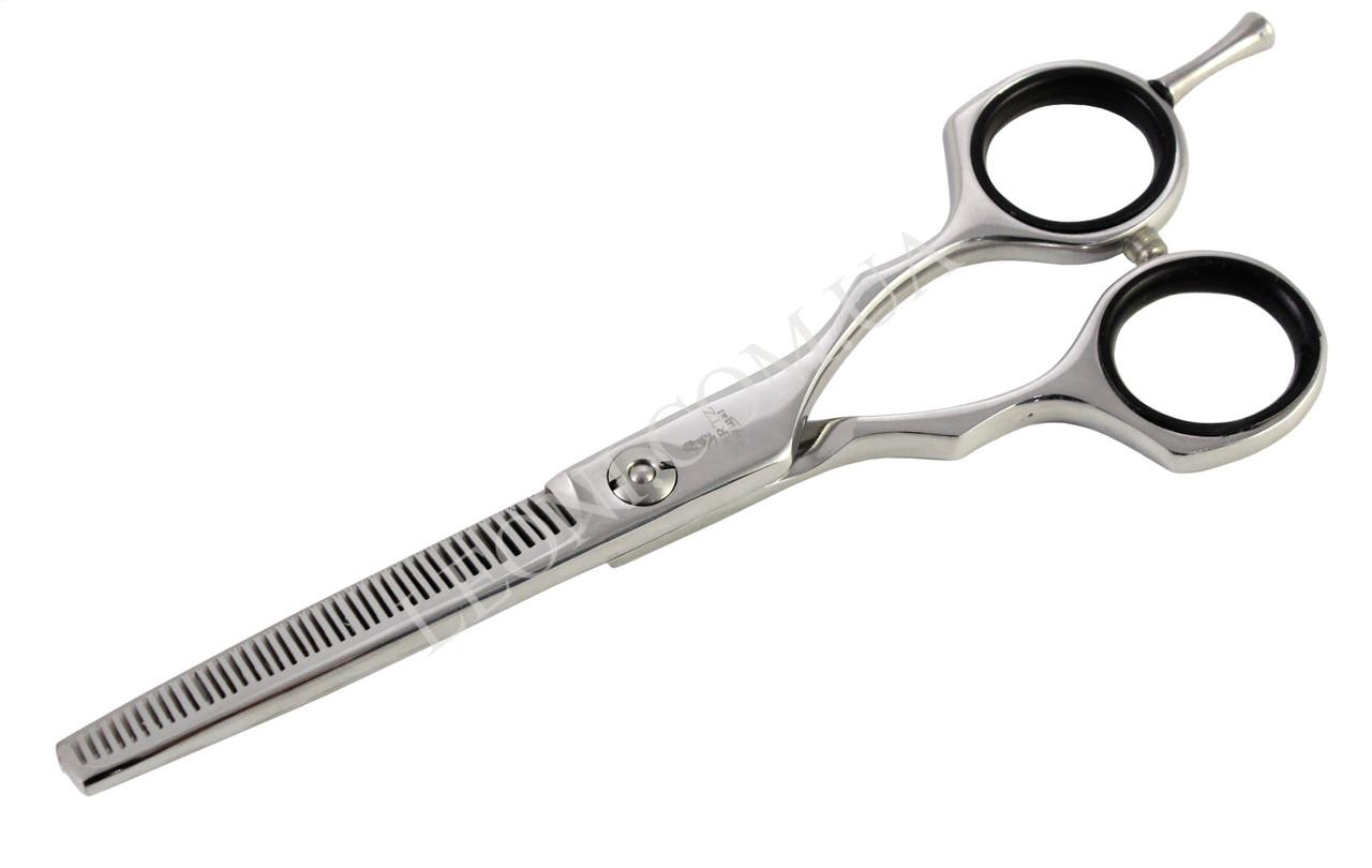 Ножницы парикмахерские Mertz 342/5,5 филировочные односторонние.