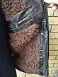 Куртка мужская из экокожи на меху высокого качества TEGON, фото 3