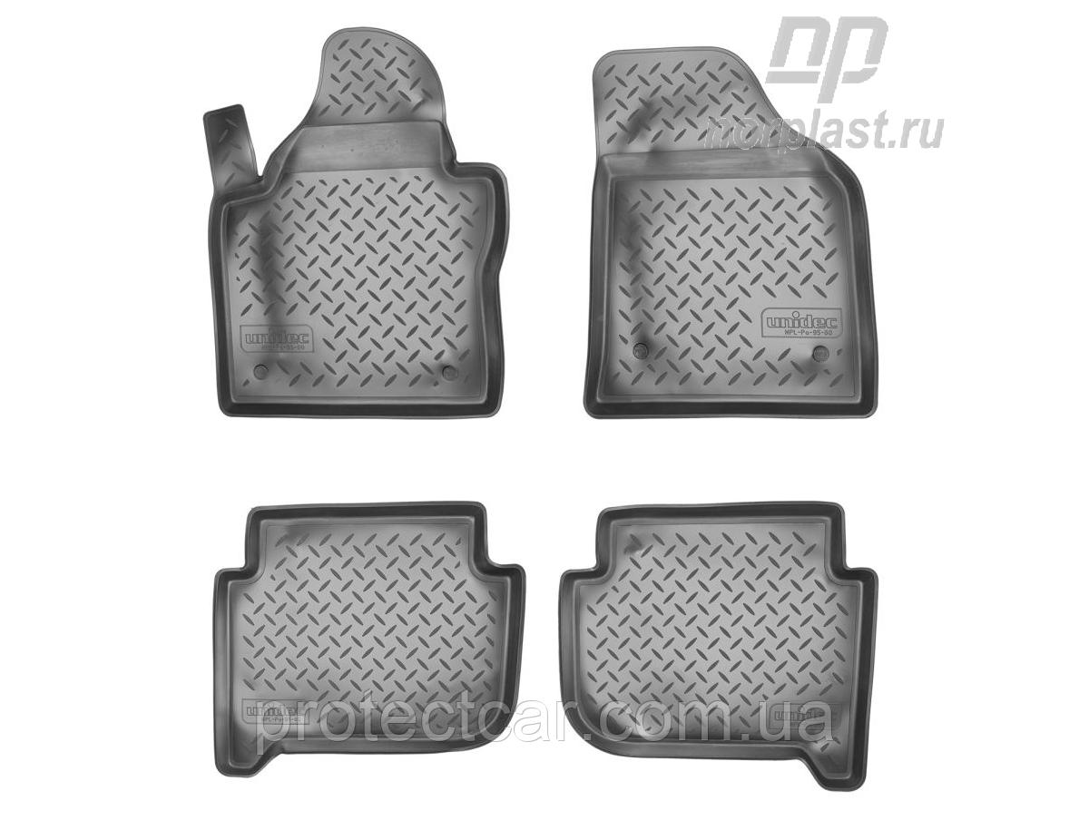 Коврики салонные VW Passat B6 (2005-2011)