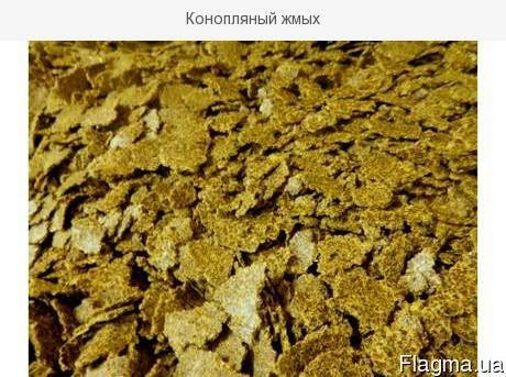 Конопляний макуха ( макуха), фото 2