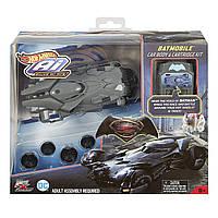 Бэтмобиль Хот Вилс к Интеллектуальному Гоночному Треку Hot Wheels AI Racing Batmobile Car Body & Cartridge Kit