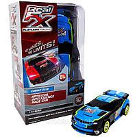 Автомобиль синего цвета с искусственным интеллектом Real FX Cobalt Blue Ai Car