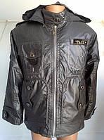 Курточка для мальчиков, примерно на 5-8 лет