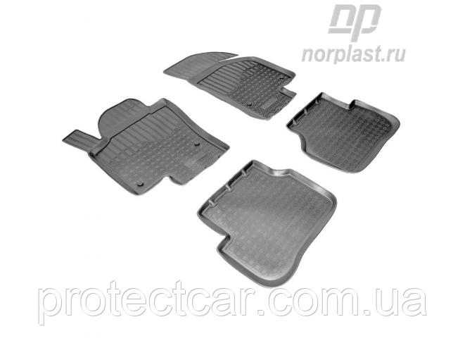 Коврики салонные для Volkswagen Passat CC (с 2012)