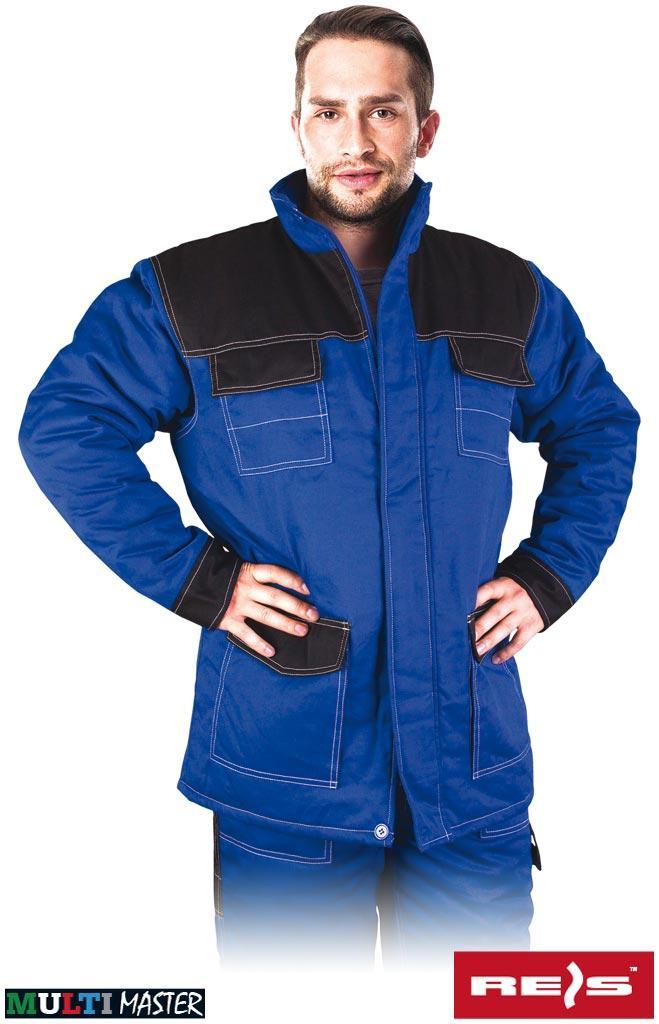 Куртка утепленная рабочая REIS Польша (рабочая зимняя одежда) MMWJL NB