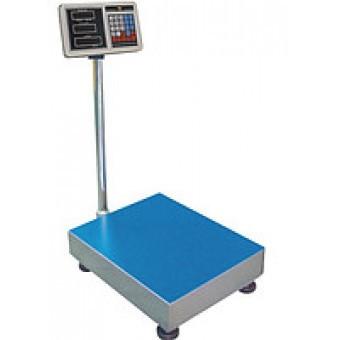 Электронные торговые весы, 100 кг