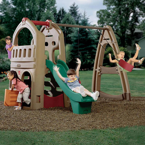 Дитячий ігровий центр PLAYHOUSE CLIMBER, фото 2