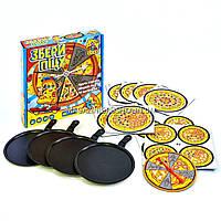 Детская настольная игра Fun Game «Сбери пІцу» (собери пиццу) 7384
