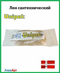 Сантехнический лён Unigarn (коса в полиэтиленовой упаковке 200 грамм)