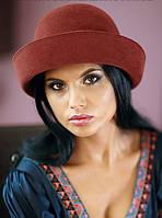 078-1 Женская фетровая шляпа Хелен Лайн